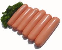 JB's Sausages: Roast Beef & Mustard Sausages (GF)- subject to availability