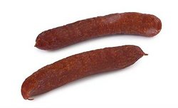 JB's Specialty Sausages: Smoked Cabanossi Sausages (GF)