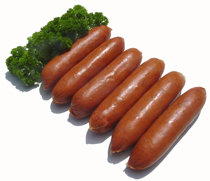 JB's Specialty Sausages: Spicy Chorizo Sausages (GF)