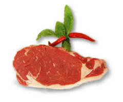 Steaks: Beef Sirloin Steaks