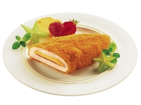 Steaks: Beef Cordon Bleu (ham & cheese) - each