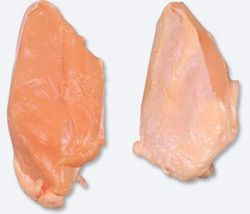 Chicken: Boneless Chicken Breasts Skin on
