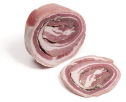 Eurodell Products: Pancetta Peppered 100gm